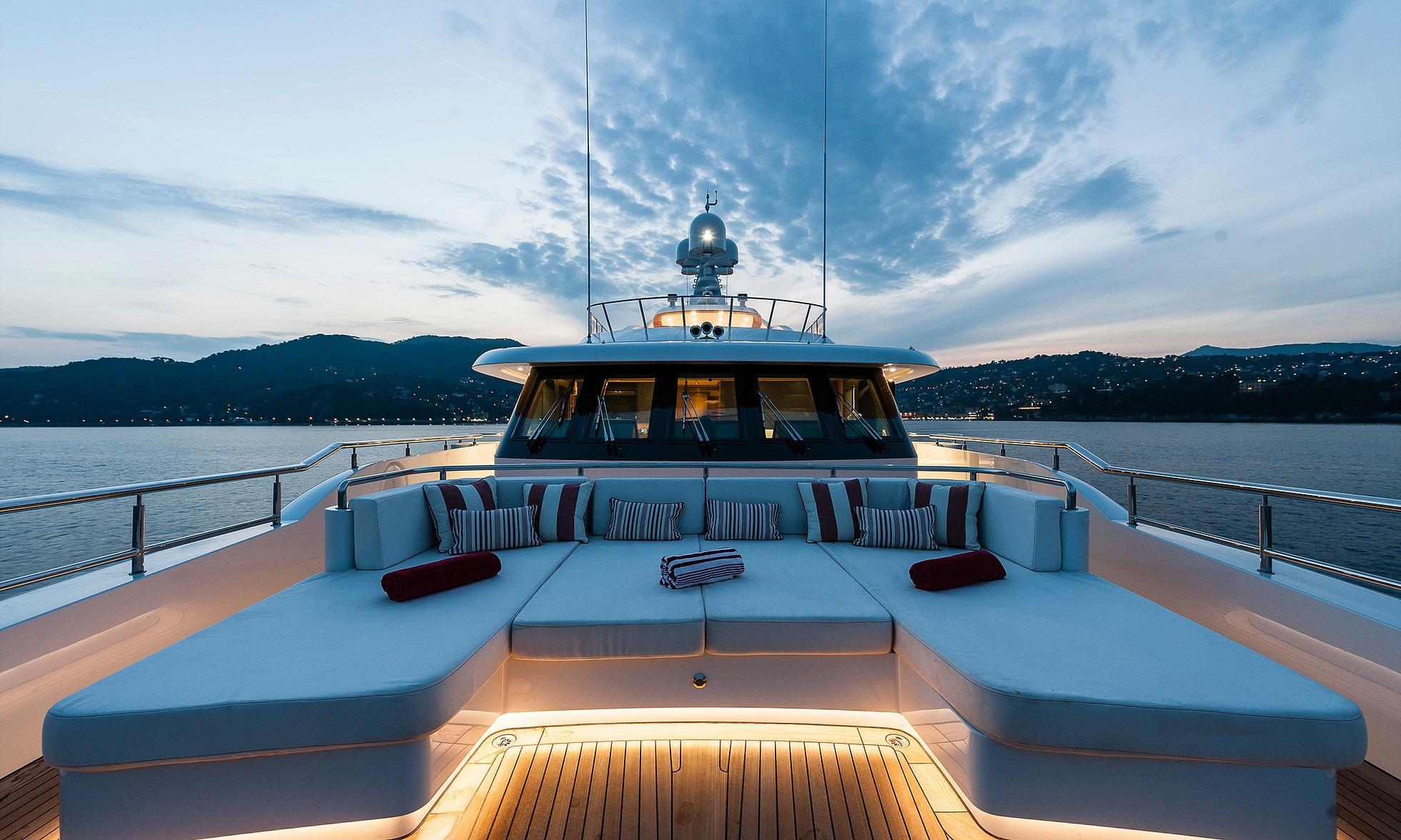 Motor Yacht Audaces