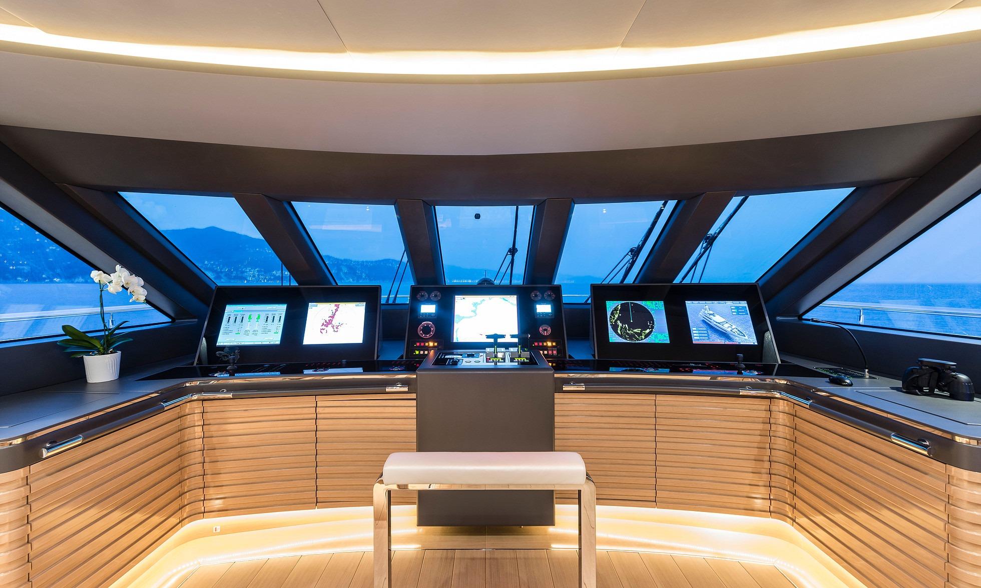 Charter Yacht Audaces