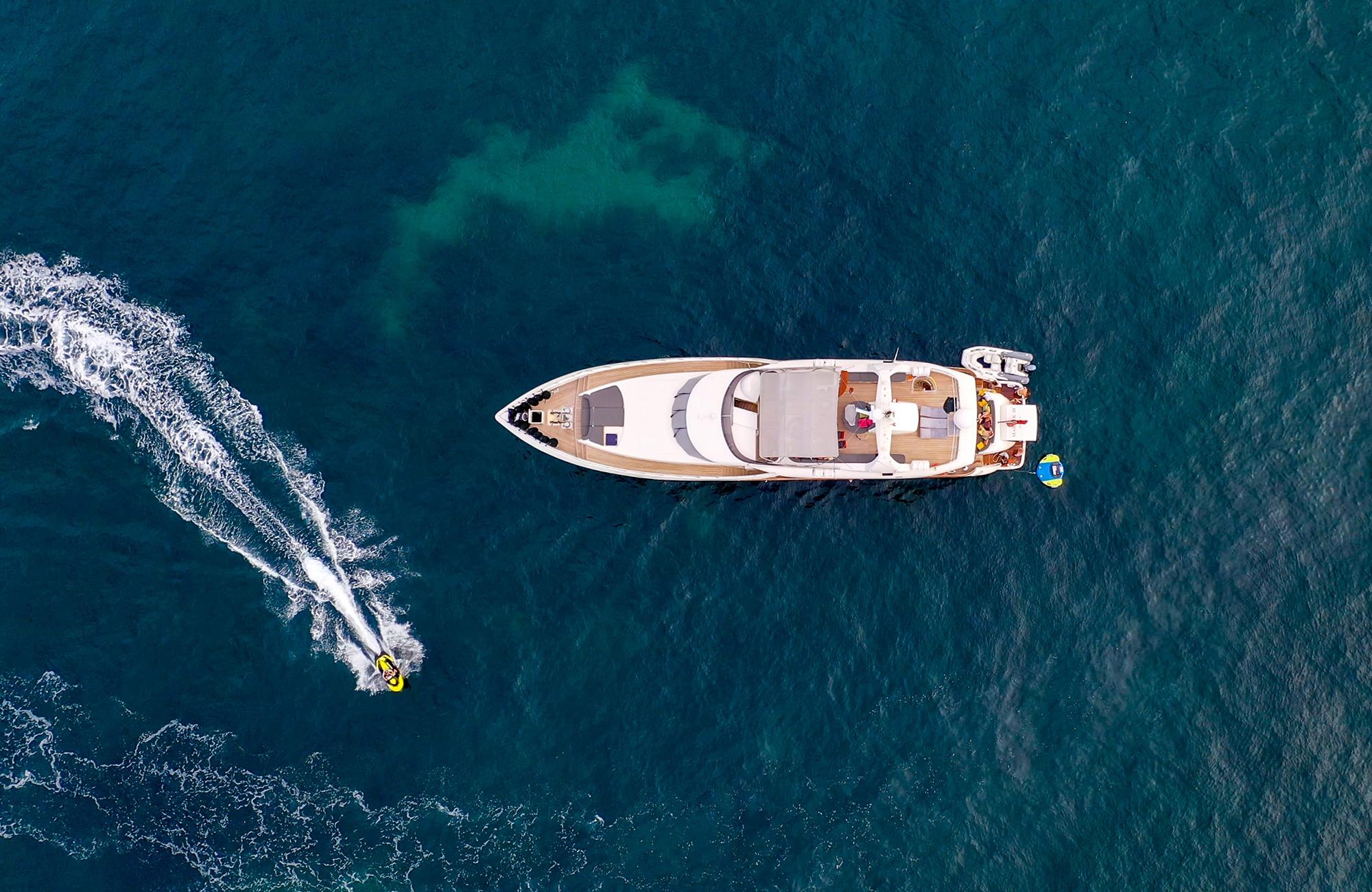 Mabruk III design by Dixon Yacht Design